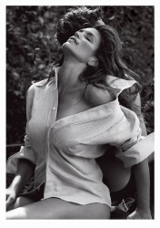 Cindy Crawford in V Magazine - V86 Winter 2013/14