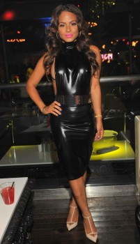 Christina Milian - Atlanta x 6