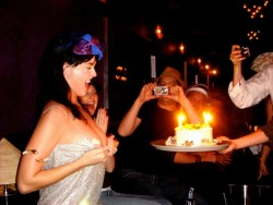 Katy Perry Birthday Party Pics From October 2007