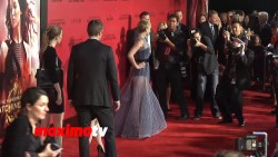"Jennifer Lawrence - Premiere: ""The Hunger Games: Catching Fire"", Video"