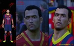 download PES 2014 Sergio BUSQUETS by K0H (v0.3)