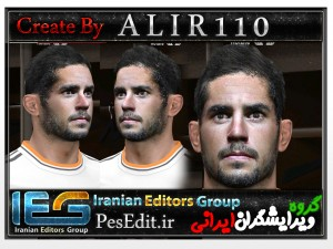 download Isco Face PES14 by Alir110
