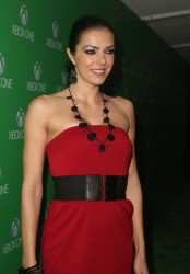 Adrianne Curry - XBox One launch in LA 11/21/13