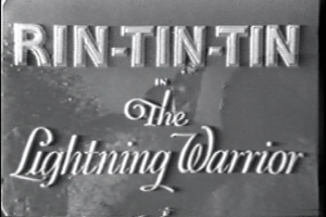 Download Rin Tin Tin - The Lightening Warrior (1931) DVD9 - Disk 2- Wester Torrent