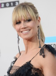 Heidi Klum - 2013 American Music Awards in LA 11/23/13