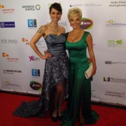 Teryl Rothery, Lexa Doig - The UBCP/ACTRA Awards 24.11.2013