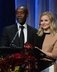 Kristen Bell - 37th Annual Saban Community Clinic Gala in Beverly Hills 11/25/13