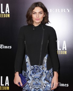Alyssa Miller – Screening of Mandela: Long Walk to