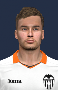 pes 2014 Sergio Canales Face by GONDURAS2012