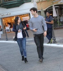 Jessica Lowndes - at The Grove in LA 11//26/13