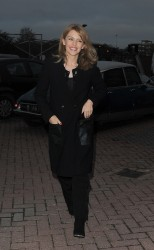 Kylie Minogue - The Voice studio in London 11/28/13