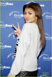 Zendaya Coleman - RiverRink opening event in Philadelphia 11/29/13