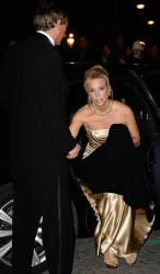 Cheryl Hines - 2013 Debutante Ball in Paris 11/30/13
