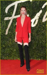 Rosie Huntington-Whiteley - 2013 British Fashion Awards in London 12/2/13