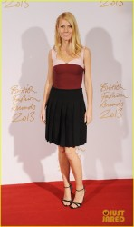 Gwyneth Paltrow - 2013 British Fashion Awards in London 12/2/13