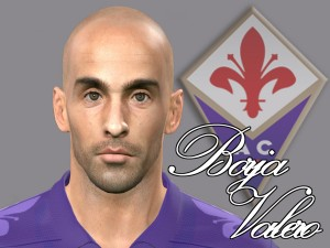 download Valero Face For PES 2014 by akasan