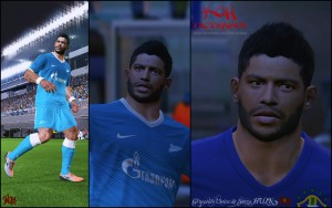 download PES 2014 HULK (v.12d) by K0H