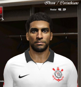 pes 2014 Ibson Face by Eliel Facemaker
