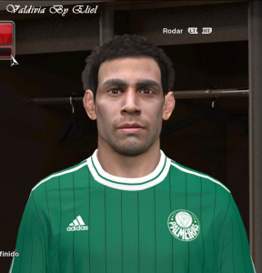 download Jorge Valdivia PES2014 Face by Eliel Facemaker