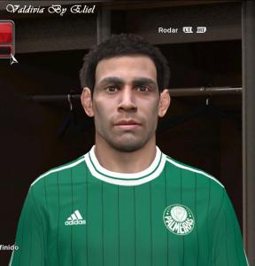 download Jorge Valdivia PES2014 Face by Eliel Facemaker
