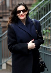 Liv Tyler - out in NYC 12/5/13