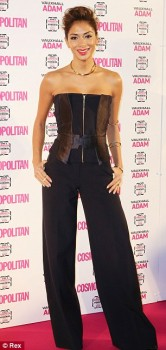 Nicole Scherzinger - Cosmopolitan Ultimate Women of the Year Award - x 3