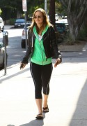 Olivia Wilde - Going to Yoga Class in West Hollywood 12/6/13