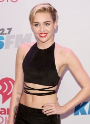 Miley Cyrus -  2013 KIIS FM�s Jingle Ball in LA 12/6/13