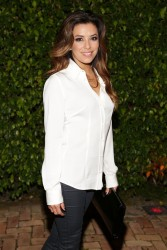 Eva Longoria - The Art of Fusion on Star Island in Miami 12/6/13