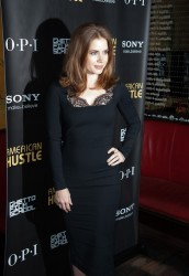 Amy Adams - 'American Hustle' screening after party in NYC 12/6/13