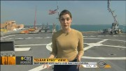 Margaret Brennan - newsperson - CBS News - Dec 7  2013 HDcaps