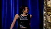 Mariska Hargitay - Conan Obrien (Latex Dress 15-10-1999)
