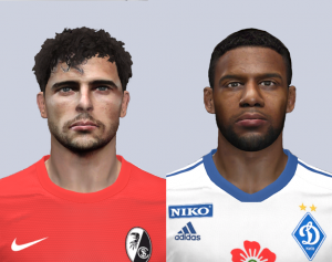 download Admir Mehmedi And Jeremain Lens (Dynamo Kyiv)