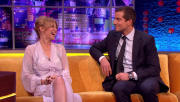 Kylie Minogue @ The Jonathan Ross Show | April 4 2015