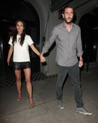 Jordana Brewster | Out for Dinner in LA | April 4 | 4 pics