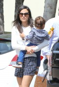 Jordana Brewster | Out & about in Santa Monica | April 5 | 14 pics