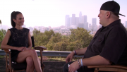 "Jordana Brewster | ""Furious 7"" Interview [2nd]"