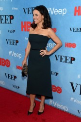 "Julia Louis-Dreyfus - ""VEEP"" Season 4 Screening in NYC 4/6/15"