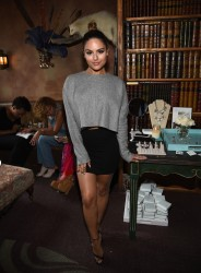 Pia Toscano - The Glam App's Glamchella Event in LA 4/7/15