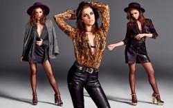 Anna Kendrick, Bella Thorne, Charlize Theron, Evangeline Lilly, Hailee Steinfeld, Kristen Stewart, Olivia Wilde (Wallpaper) 9x