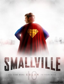 Smallville - Stagione 8 (2009) [Completa] DVDMux mp3 ITA