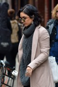 Vanessa Hudgens - Out & About in NYC 4/10/15