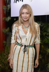 Gigi Hadid - Official H&M Loves Coachella Party in Palm Springs 4/10/15