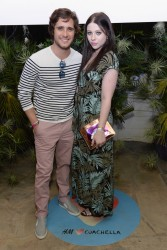 Michelle Trachtenberg - Official H&M Loves Coachella Party in Palm Springs 4/10/15