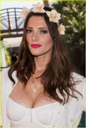 Ashley Greene - Just Jared Festival Party 4/11/15
