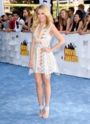 Anna Camp - The 2015 MTV Movie Awards in LA 4/12/15