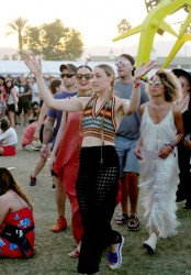 Katy Perry - 2015 Coachella Music Festival Weekend One/Day Three 4/12/15