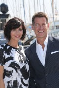 Catherine Bell - 'The Good Witch'  Photocall At MIPTV 2015 In Cannes 13.4.2015 x24