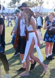 Gigi Hadid - 2015 Coachella Music Festival Weekend One/Day Three 4/12/15