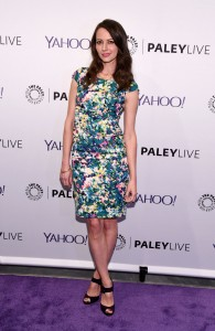 Amy Acker 'Person of Interest - Paley Center' Adds on 4/15/15